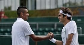 Roger Federer parla di Edberg e Kyrgios