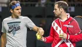 Severin Luthi rinnova per altri due anni come Capitano di Davis Cup della Svizzera