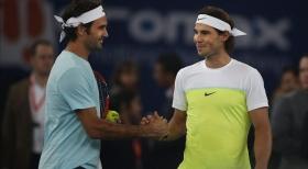 Il Presidente dell'ATP parla della rivalità tra Federer e Nadal
