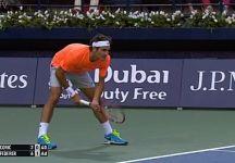ATP Dubai: Risultati  Semifinali. Sfida finale tra Novak Djokovic e Roger Federer. Battuti Berdych e Coric