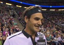 """Roger Federer batte Isner in una esibizione benefica e poi dichiara: """"Penso che giocherò al Roland Garros"""" (Video)"""