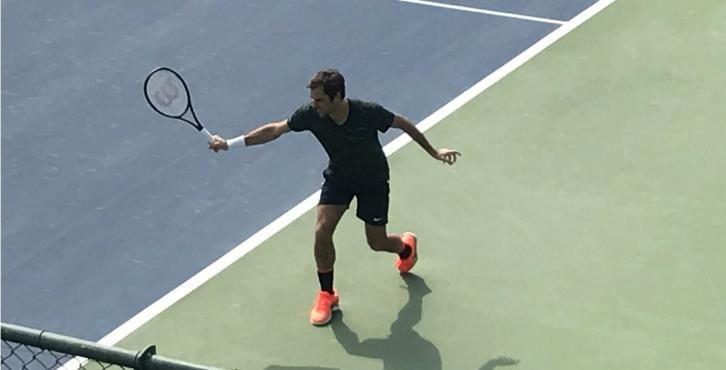Roger Federer classe 1981, ex n.1 del mondo