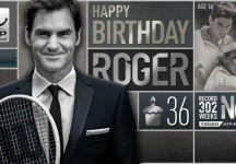 Auguri, Roger Federer (di Marco Mazzoni con Video)