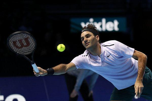 Atp Finals: Federer già in semifinale