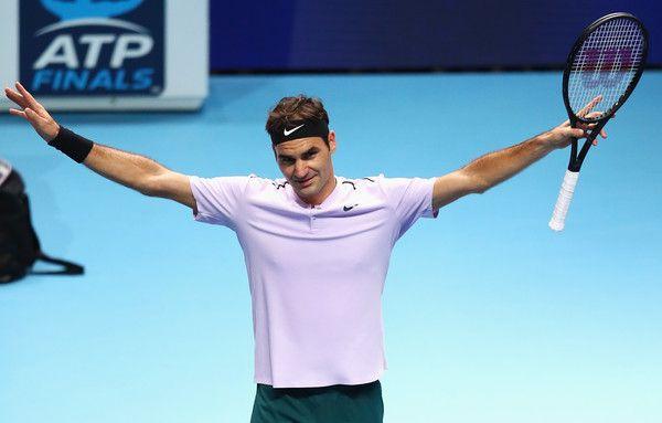 Roger Federer classe 1981, n.2 del mondo