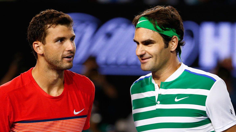 """Grigor Dimitrov """"lascia"""" l'agenzia di Roger Federer"""