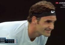 """Video da Melbourne: Il tweener vincente di Dominic Thiem. Roger Federer ed il pianto di un bimbo """"Questo non è uno dei miei"""""""