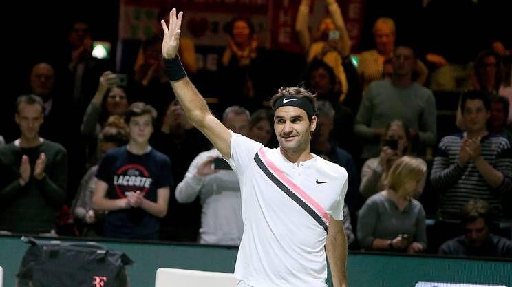 Roger Federer classe 1981, n.1 del mondo dalla prossima settimana