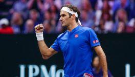 Laver Cup: I risultati dellì'ultima giornata. Roger Federer vince in singolare ma perde in doppio