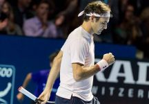 ATP Basilea: Roger Federer strapazza Medvedev in 64 minuti, lo svizzero è in finale