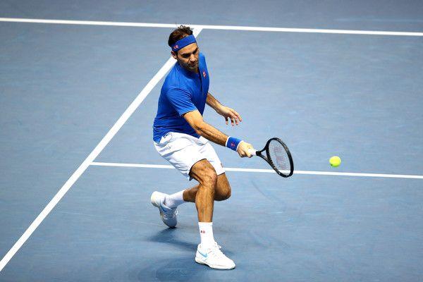 """Roger Federer: """"se sto cercando di battere il primato di Connors dei ..."""