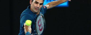 Australian Open: Roger Federer supera l'ostacolo Evans ed approda al terzo turno (VIDEO)