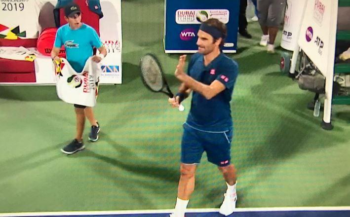 Roger Federer n.7 del mondo