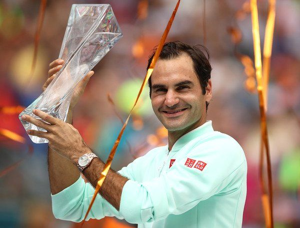Roger Federer, classe 1981 e n.4 ATP da domani
