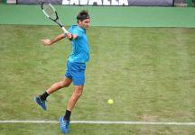 Roger Federer non giocherà il torneo ATP di Stoccarda. Lo svizzero ha ridotto a due i tornei sull'erba