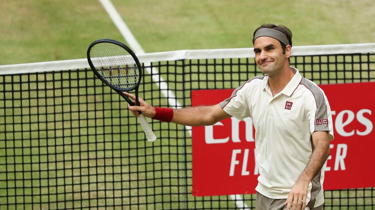 Roger Federer, classe 1981 e n.3 ATP