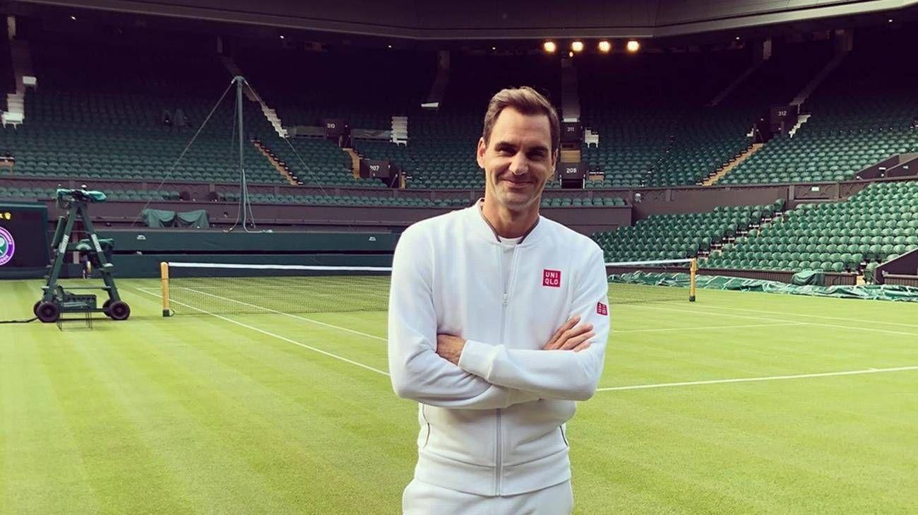 Roger Federer classe 1981 e n.3 del mondo
