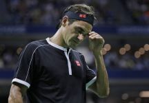 Diego Ayala e la sua vittoria contro Roger Federer da Junior
