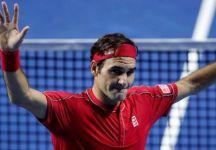 Decima vittoria nella sua Basilea per Roger Federer