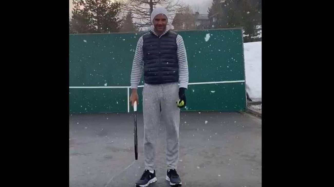 Roger Federer, classe 1981 e n.4 ATP