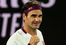 Roger Federer è tornato in campo! Due sessioni di allenamento da 45 minuti