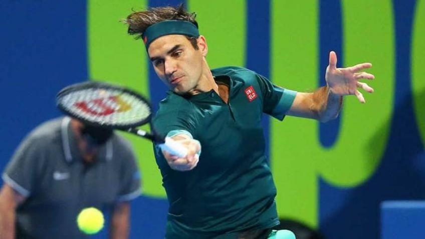 Roger Federer, campione in carica del torneo di Basilea