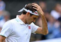 """Roger Federer pessimista: """"Ho dovuto smettere tutto dopo il torneo londinese. Per il momento è tutto ancora un po' incerto"""""""