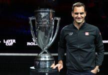 """Federer: """"Serve del tempo per tornare. Io capitano di Laver Cup? Sarebbe splendido"""""""