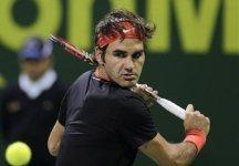 ATP Doha: Roger Federer non rischia, si ritira prima di scendere in campo. Tsonga è in finale