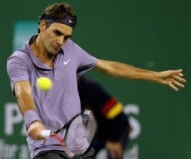 Roger Federer è il terzo giocatore della classifica mondiale.