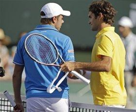 Roger Federer e Stanislas Wawrinka