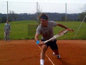 Roger Federer classe 1981, n.3 del mondo.
