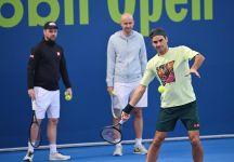 """Federer: """"Fastidi? Sotto controllo. Djokovic a US Open ha avuto una sfortuna incredibile. Ritiro? Dipende dal ginocchio, ora non ci penso"""""""