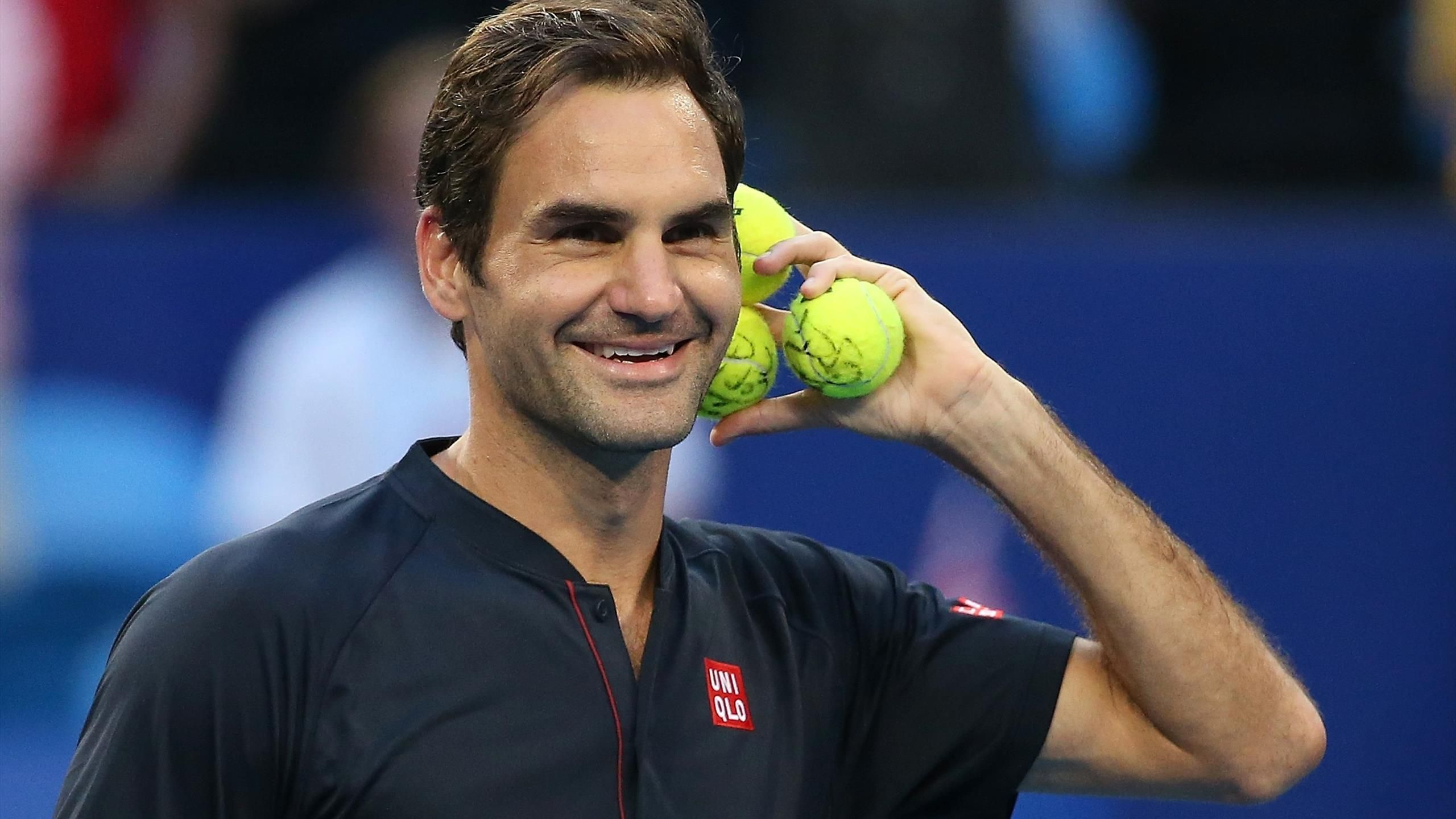 Roger Federer, classe 1981 e n.6 ATP
