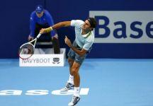 ATP Valencia, Basilea: Risultati Quarti di Finale. Roger Federer in semifinale dopo aver battuto in due set Grigor Dimitrov