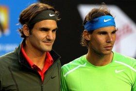 Il 14 luglio si sfideranno per beneficenza Rafael Nadal e Roger Federer