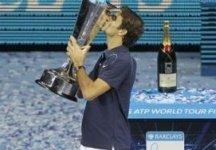 Video del Giorno: Il Trionfo di Roger Federer alla Masters Cup