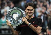 Brevi nel circuito: Acasuso getta la spugna. Roddick mai cosi' in basso dal 2001. Federer ripaga Rotterdam