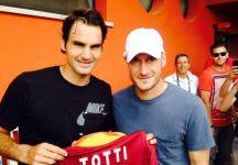 Esibizione Totti vs Federer a Roma? Lo svizzero però ancora non conferma la presenza a Roma