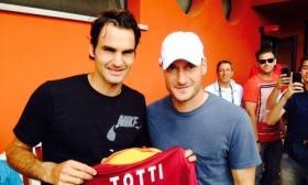 Otto tennisti dell'ATP sfideranno otto giocatori della Roma