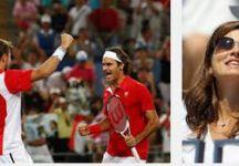 Davis Cup – Finale: Non ci sarà Mirka Federer