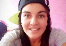 """Fernanda Brito: """"Voglio vincere nel tennis ma sogno lo scudetto al Boca"""". La tennista cilena si racconta ai lettori di livetennis: gli inizi, il suo paese, le sue speranze"""