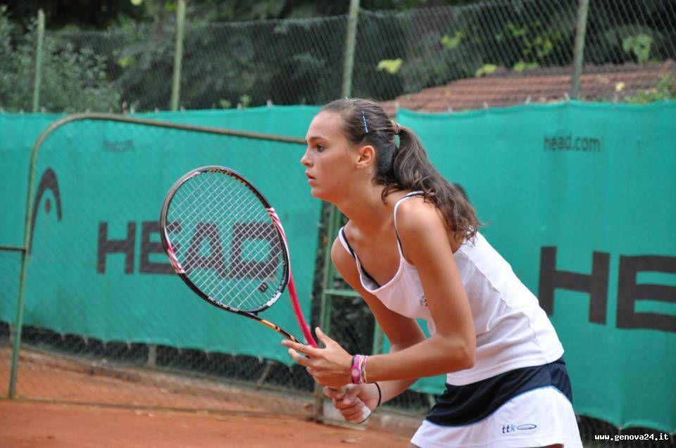 Cristiana Ferrando classe 1995