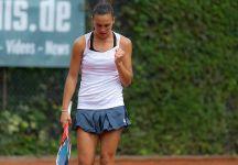 WTA 125 Newport Beach: Quali. Cristiana Ferrando si ferma al turno finale