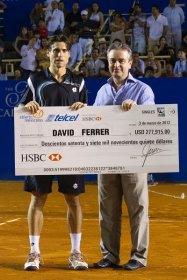 David Ferrer classe 1982, n.5 del mondo