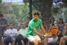 Juan Carlos Ferrero ed il Padel