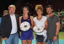 Da Imola: Il successo di Viktoria Kuzmova. Stefania Rubini sconfitta in finale