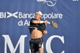 Enrico Fioravante in finale nel torneo Open di Massa lombarda