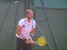 Enrico Fioravante fuori in semifinale a Trieste