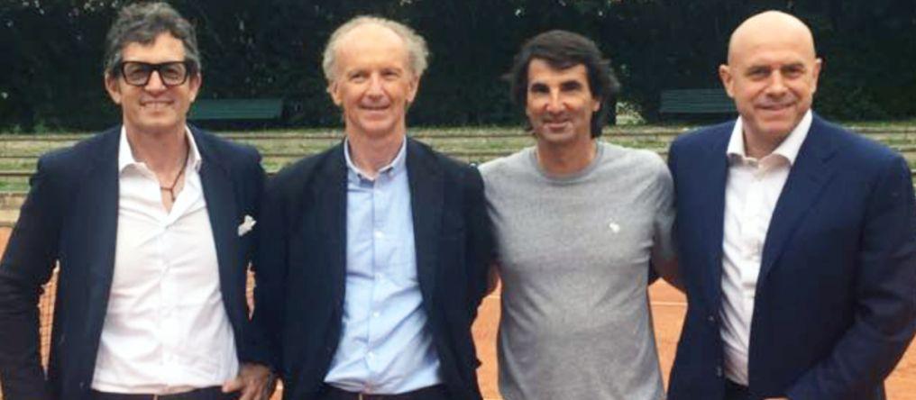 Torna il grande tennis a Firenze